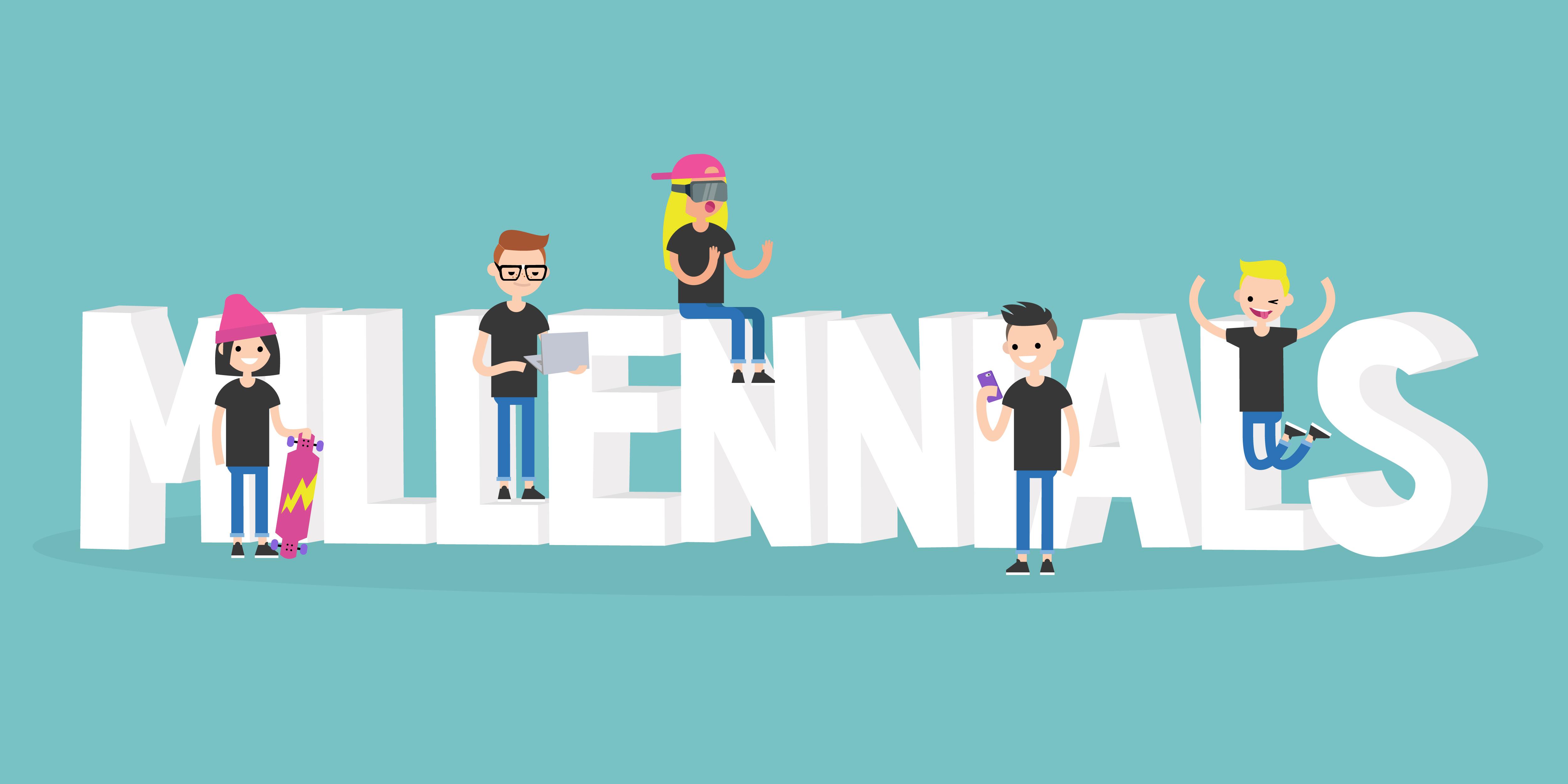 2019 trend millennials