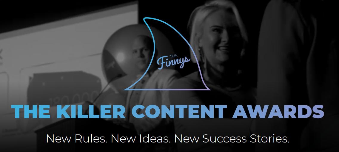Killer Content Awards B2BMX