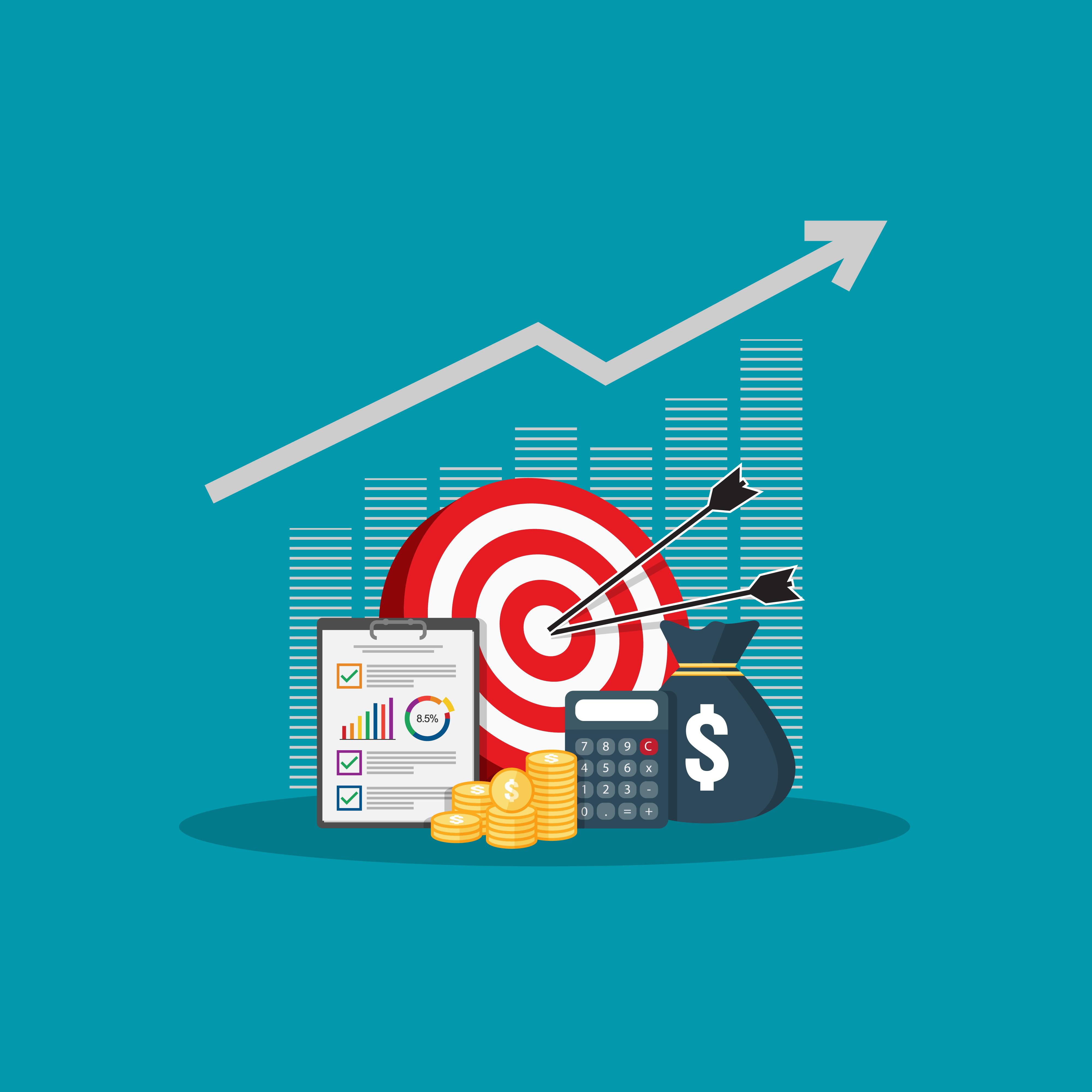 B2B marketing budget