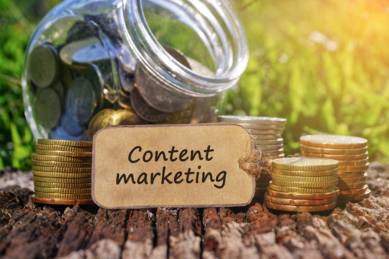 soaring content marketing budgets