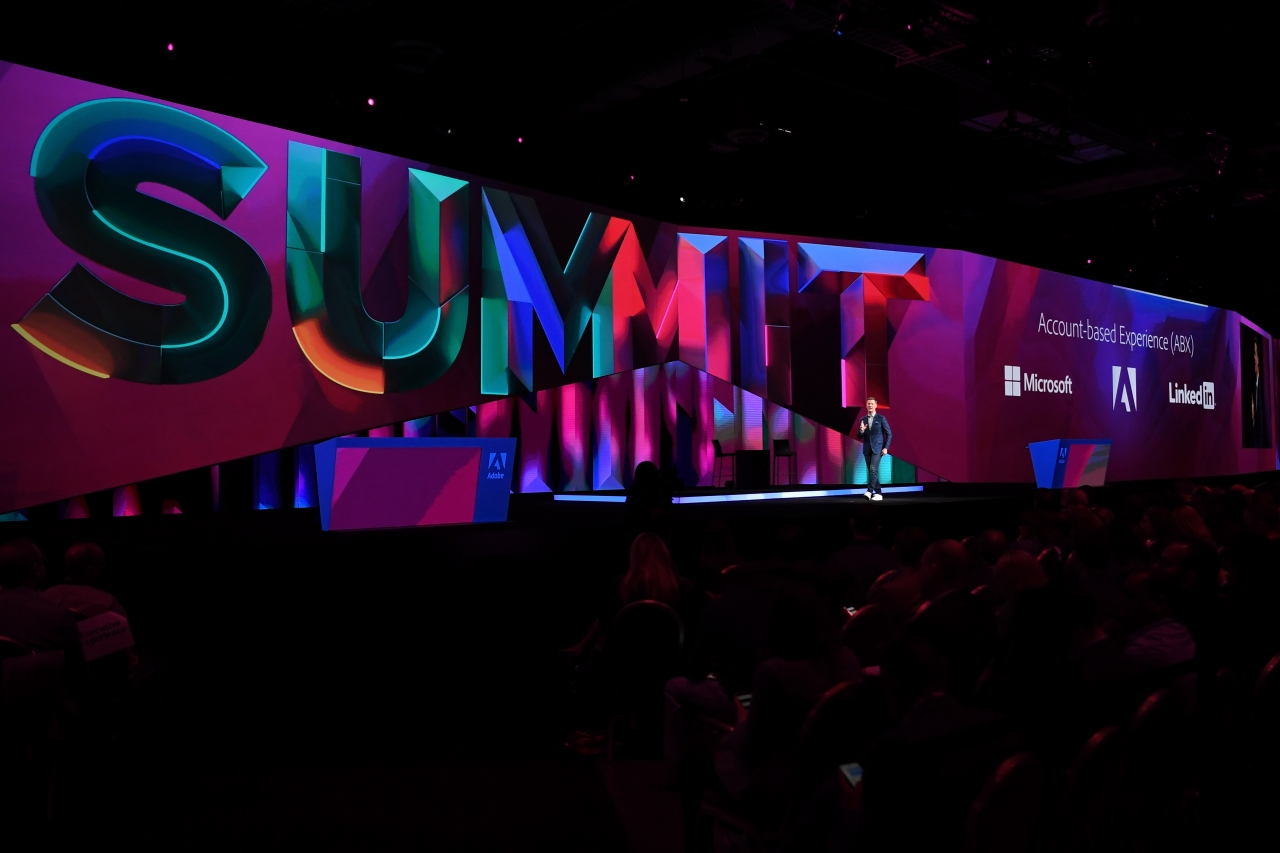 Adobe Summit 2019