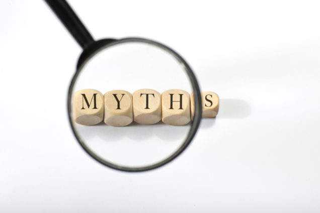 content myths